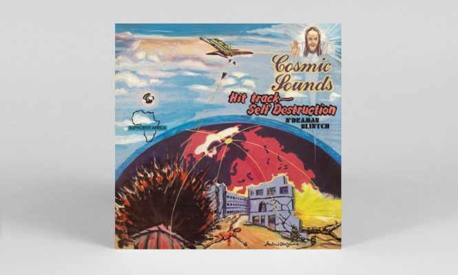 N&#8217;Draman Blintch&#8217;s holy grail Nigerian disco album <em>Cosmic Sounds</em> reissued for the first time