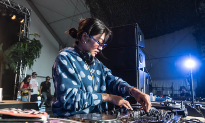 Peggy Gou is launching a record label and fashion line
