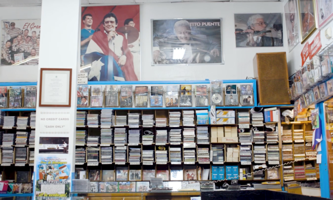 Inside Casa Amadeo – New York's oldest record shop