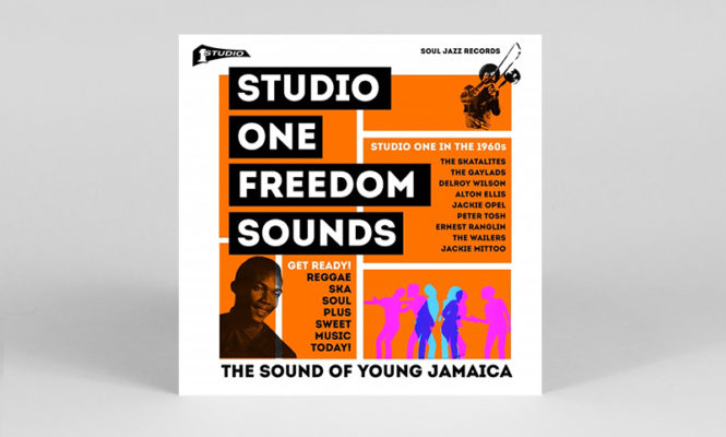 Soul Jazz collects the sounds of young Jamaica on new Studio One 2xLP