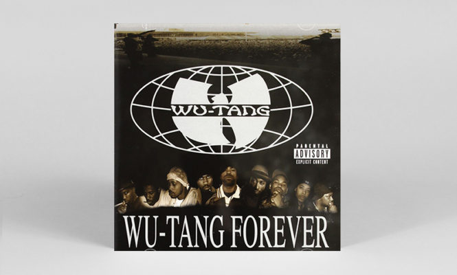 Wu-Tang Clan&#8217;s <em>Wu-Tang Forever</em> reissued on silver marble 4xLP
