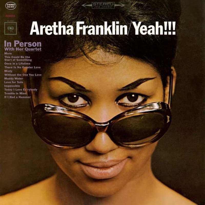 Aretha Franklin's most striking record covers – The Vinyl Factory