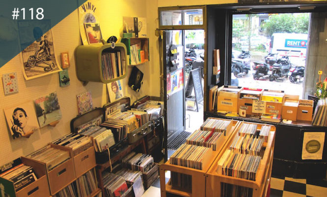 The world's best record shops #118: Balades Sonores, Paris