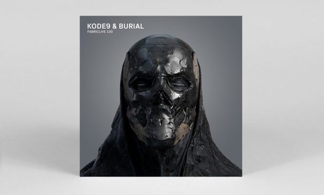 Burial and Kode 9 helm <em>FABRICLIVE 100</em> mix, on 4xLP