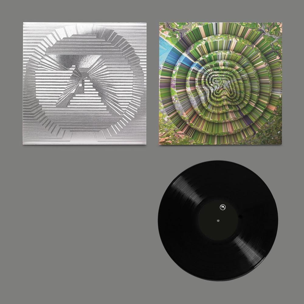 Aphex Twin to release new Collapse EP on limited vinyl and