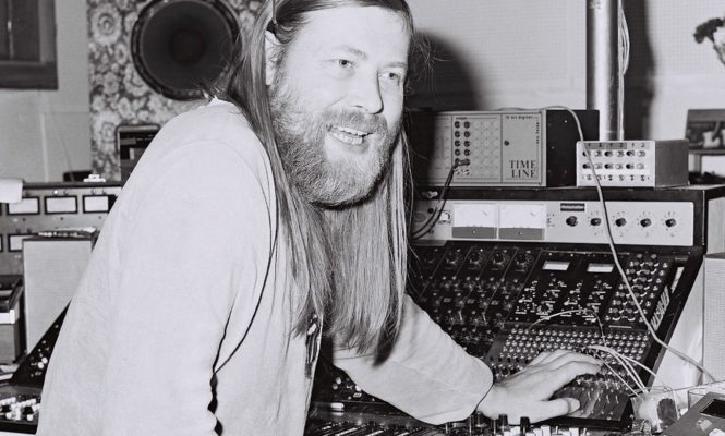The genius of Conny Plank through his son's eyes