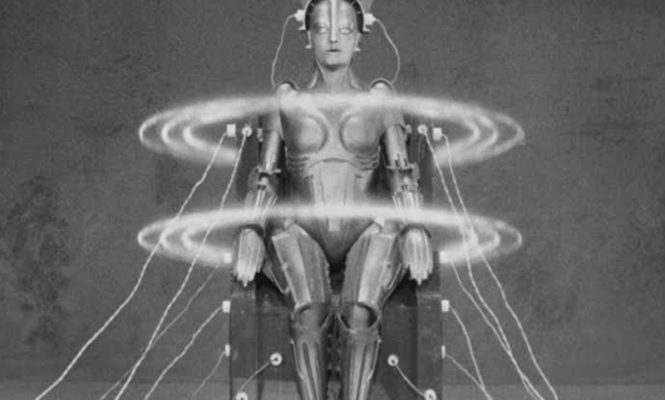 Factory Floor releasing new score to Fritz Lang's sci-fi opus <em>Metropolis</em> on 4xLP