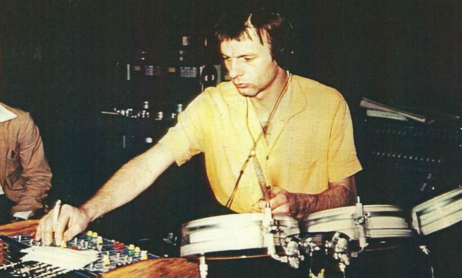 The percussive innovations of unsung electronic music pioneer Klaus Krüger