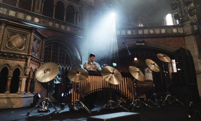 Photo gallery: Midori Takada live at Union Chapel