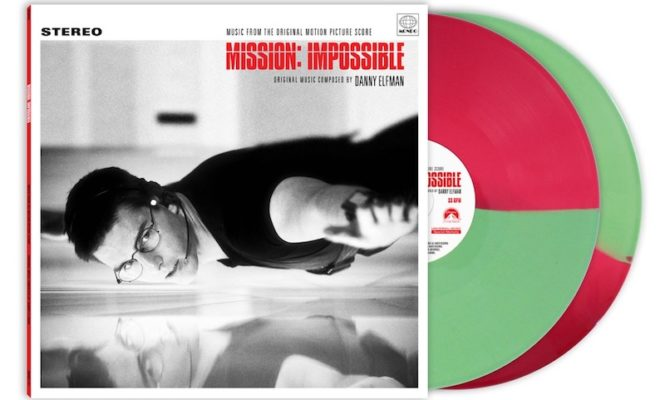 The <em>Mission: Impossible</em> soundtrack is being released on vinyl for the first time