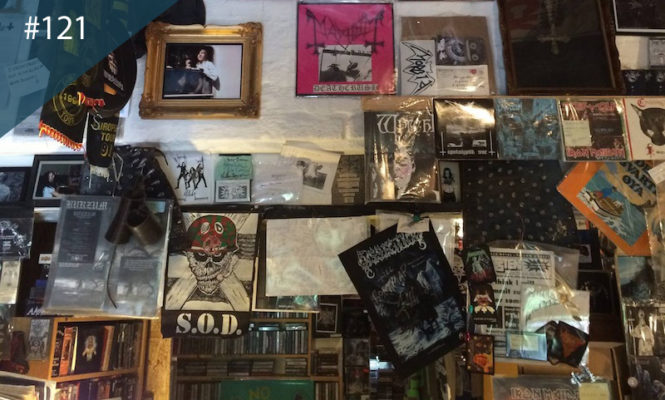 The world's best record shops #121: Neseblod Records, Oslo
