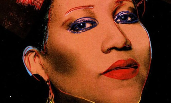 Aretha Franklin's most striking record covers
