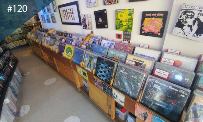 The world's best record shops #120: Rat Records, London