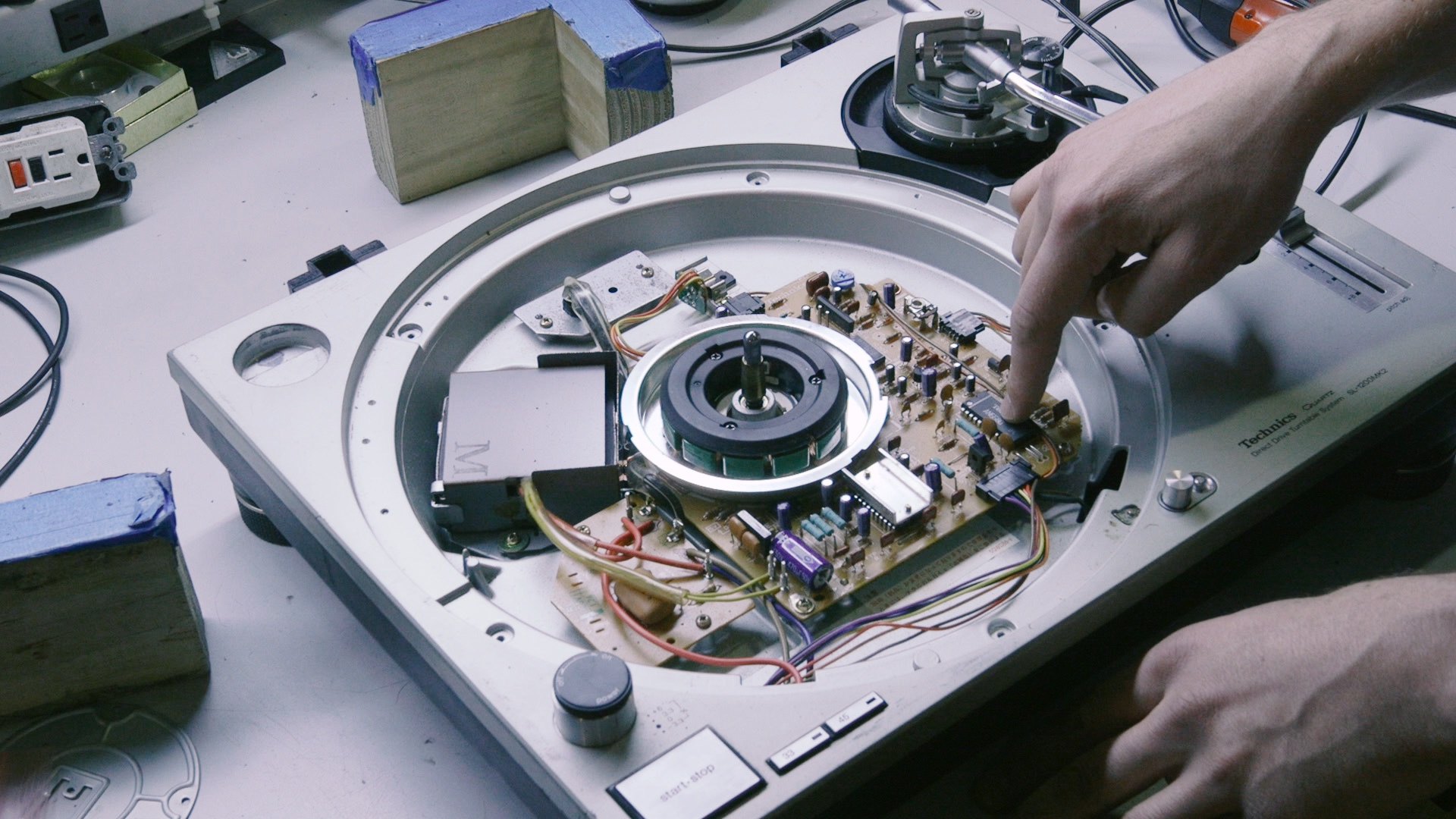 Why the new Technics SL-1200G is not the turntable you were