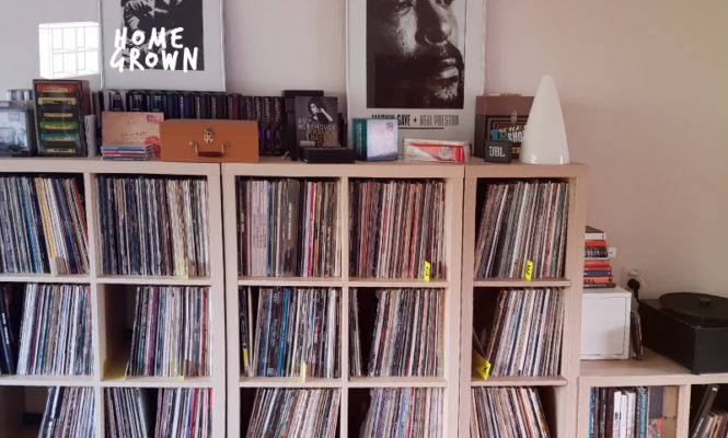 Home Grown: The collector whose records are a life companion