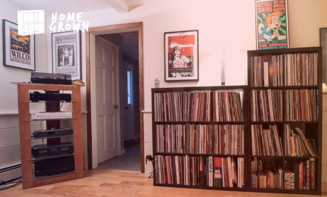 "Home Grown: ""Records are a way to connect with people"""