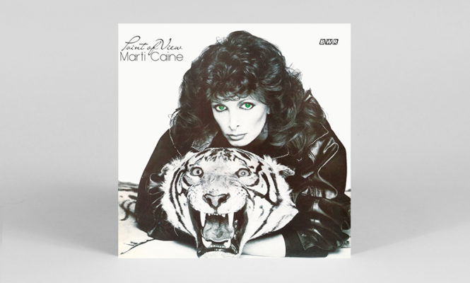 Be With to reissue coveted '80s oddball disco LP by Marti Caine