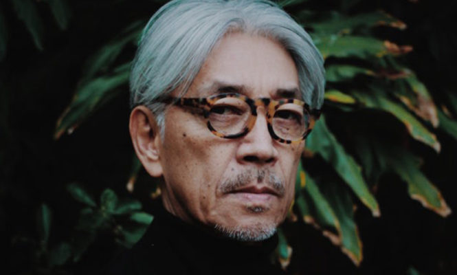 Ryuichi Sakamoto's <em>BTTB</em> album reissued on vinyl with liner notes by Haruki Murakami