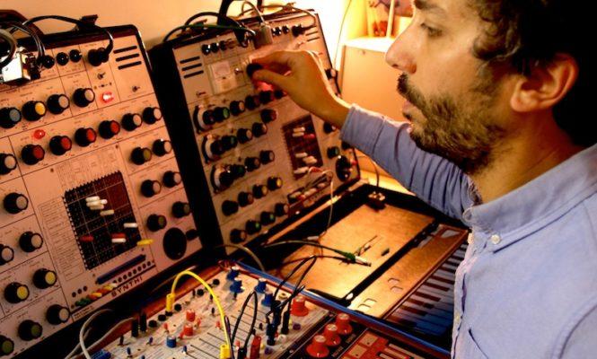 Minimalist composer Jonathan Fitoussi announces new album <em>Diagonals</em>