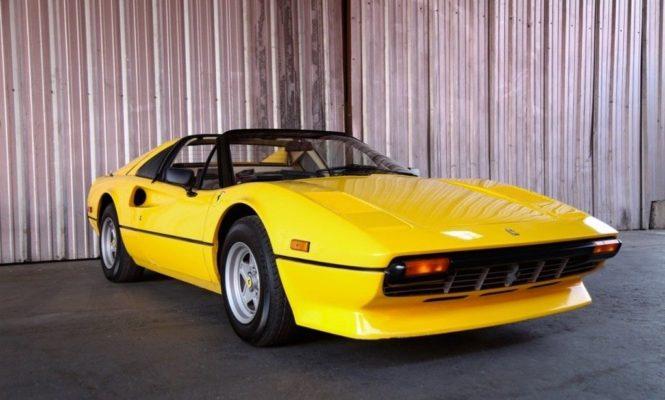 Miles Davis' Ferrari is up for sale on eBay