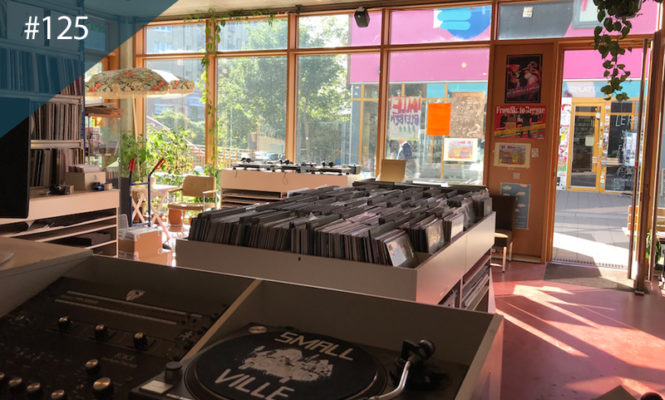 The world's best record shops #125: Smallville Records, Hamburg