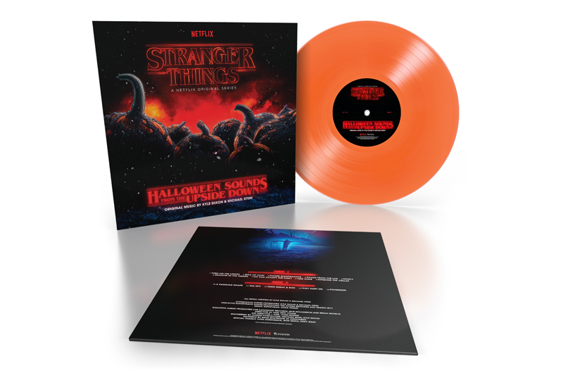 Stranger Things 3 soundtrack to be released on vinyl