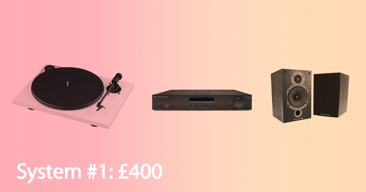 How To Build A Quality Turntable Set Up On A Budget Without Ruining