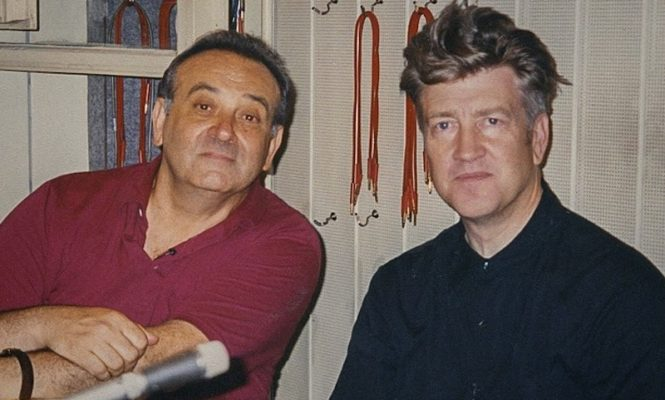 Lost David Lynch and Angelo Badalamenti album set to be released for the first time