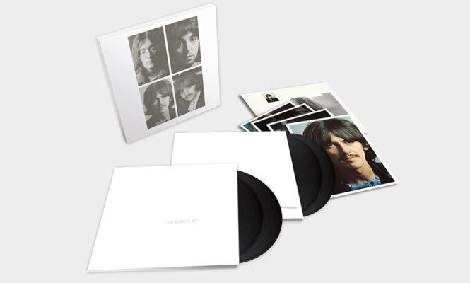 The Beatles announce 50th anniversary reissue of <em>The White Album</em>