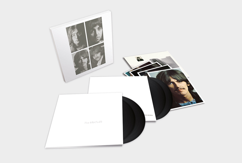 Super rare mono pressing of The Beatles' White Album up for sale on eBay