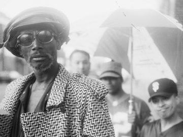 This new exhibit showcases iconic hip-hop photographer B+