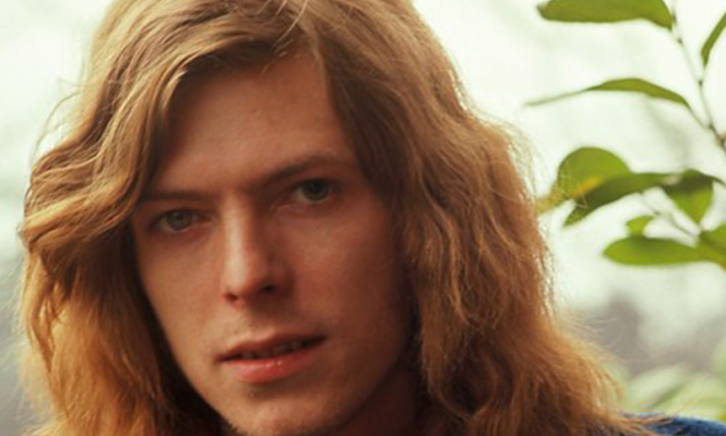 The story of David Bowie's early years told in new BBC film