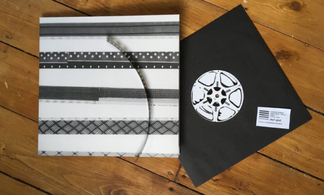 Folklore Tapes' new 10″ explores the relationship between film, sound and textiles