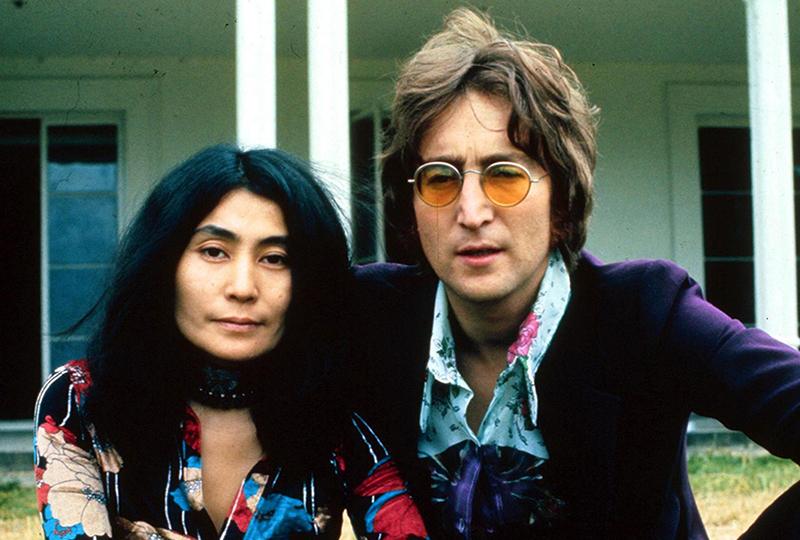 Yoko Ono killed John Lennon pop culture conspiracy theories