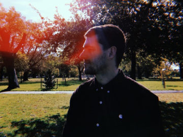 Lobster Theremin founder Asquith announces <em>Never Alone</em> EP