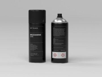 "Massive Attack's <em>Mezzanine</em> ""remastered"" in aerosol spray can format"