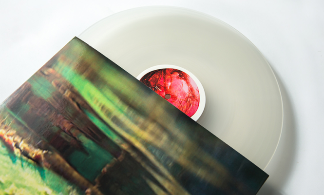 The soundtrack to Pipilotti Rist&#8217;s kaleidoscopic <em>4th Floor to Mildness</em> released on limited clear vinyl