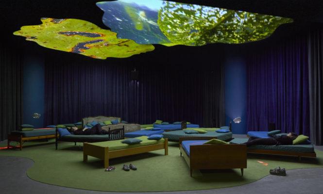 A sonic journey through the dream-like world of new The Store X show <em>Strange Days</em>