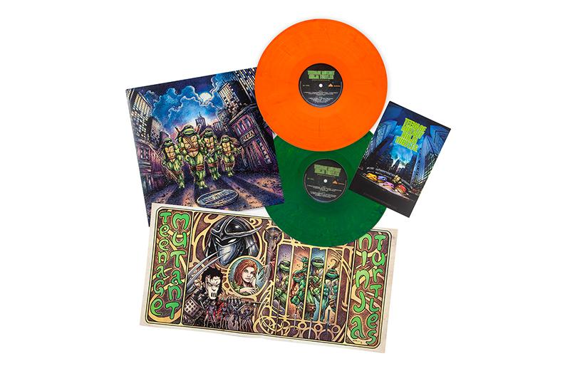 Teenage Mutant Ninja Turtles 1990 Film Score Released On