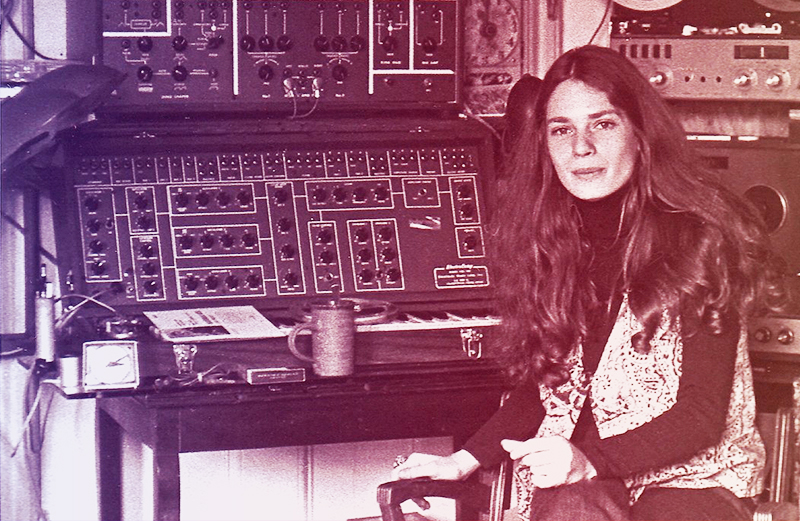 Electronic Pioneer Laurie Spiegel S Debut The Expanding