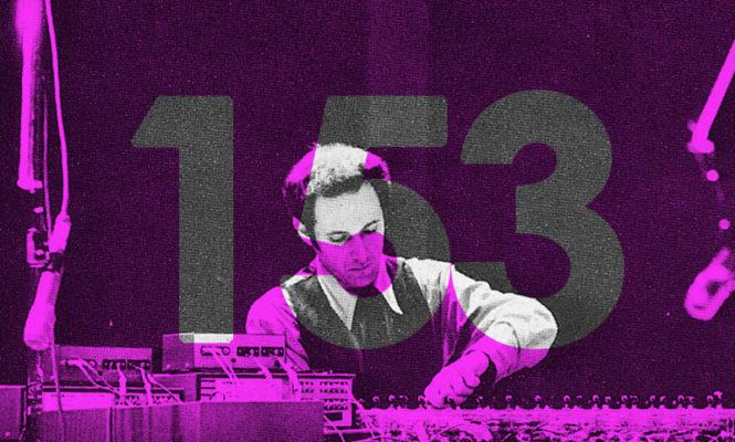 VF Mix 153: Steve Reich by Daniel Brandt