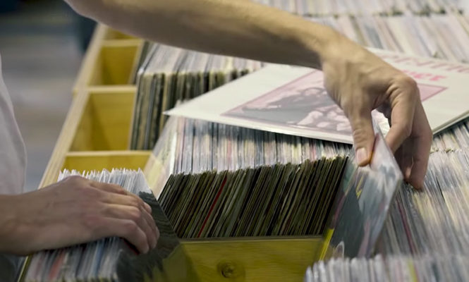 Inside one of the world's best record shops: Rush Hour, Amsterdam