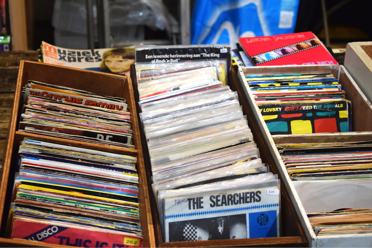 Reverb LP launches mobile app for buying and selling records