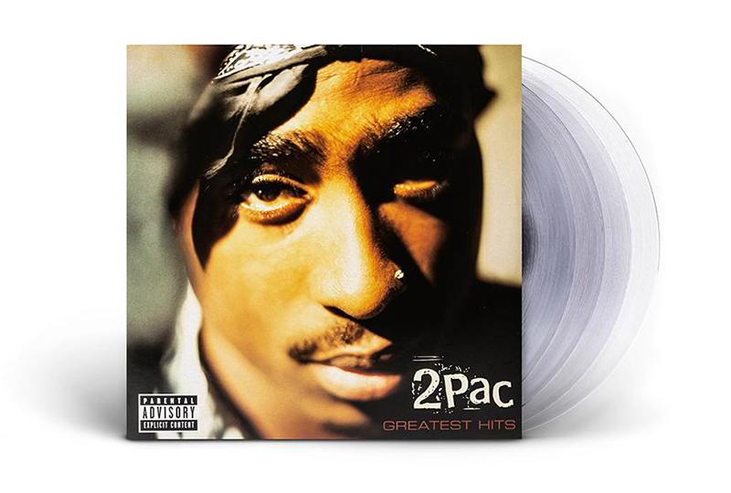 2pacs Greatest Hits 20th Anniversary Clear 4xlp Edition Announced