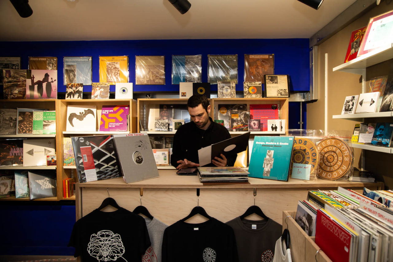 Take a look around London's three new record shops - The