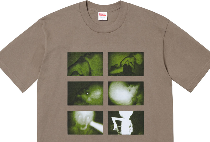 Chris Cunningham Collaborates With Supreme For Aphex Twin