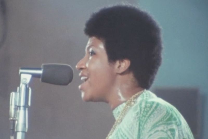 Aretha Franklin 1972 documentary Amazing Grace gets first release after 46 years