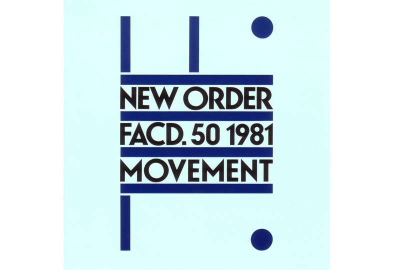 New Order's debut album Movement celebrated with new box set
