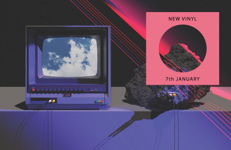 The 10 best new vinyl releases this week (7th January)