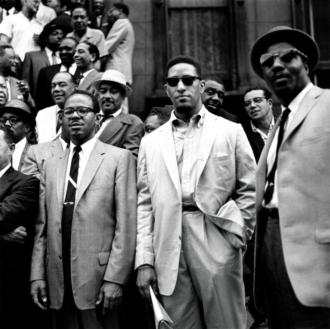 Harlem 1958 Behind The Scenes Of The Legendary Jazz